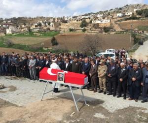 Kore Gazisi Mehmet Yakut'a son görev