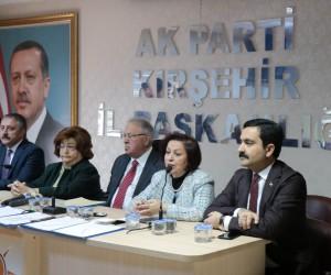 'Siyasi Erdem ve Etik' Kurulundan AK Parti teşkilatı ziyareti