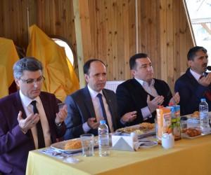 Başkan Bakıcı din görevlileri ile bir araya geldi