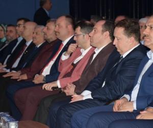 Gençlere 'Oyun Bozan Türkiye' anlatıldı