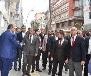 """Elazığ TSO Başkanı Alan,  """"Gösterilen güvene layık olmak istiyoruz"""""""