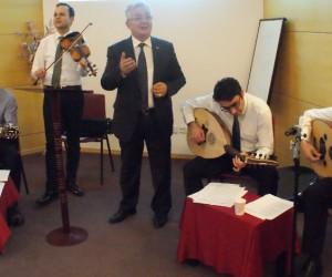 SDÜ Tıp Fakültesi'nde Müzik Dinletili Tıp Bayramı Kutlaması