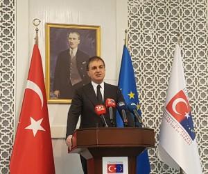 AB Bakanı Ömer Çelik: