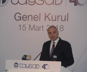 """Bilim, Sanayi ve Teknoloji Bakanı Faruk Özlü: """"Türkiye'nin yerli otomobili, Türk otomotiv sektörüne sıçrama yaptıracaktır"""""""