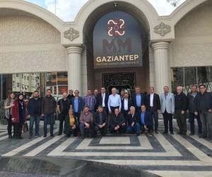 Kütahya Belediye Başkanı Kamil Saraçoğlu: Biz de Gaziantep gibi UNESCO Yaratıcı Şehirler Ağı'ndayız