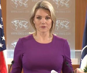 ABD Dışişleri Bakanlığı Sözcüsü Heather Nauret bugün gerçekleşen basın toplantısında Afrin, Münbiç ve ABD-Türkiye ilişkileri ile ilgili açıklamalarda bulundu
