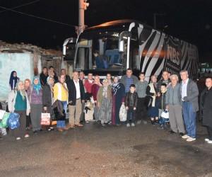 Başkan Alıcık'tan Arslanlı Mahallesi sakinlerine ulaşım desteği
