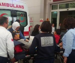 Liva hastanesi 'Okullarda gıda zehirlenmelerine' dikkat çekti