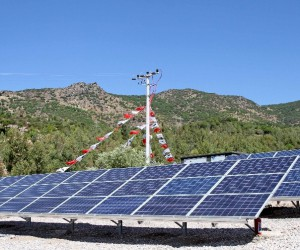 Türkiye'nin elektrik enerjisi yenilenebilir enerji kaynaklarından karşılanacak
