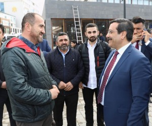 Başkan Atilla, Sur ilçesinde vatandaşlarla bir araya geldi