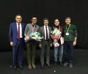 Gaziantep Kolej Vakfı TÜBİTAK Kimya Bölge birincisi