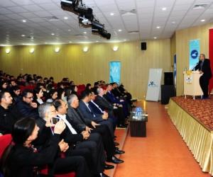 YYÜ'de 'Turizm İşletmelerinde İnovasyon Yönetimi' konferansı