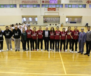 Burhaniyeli genç kızlar Balıkesir'in gururu oldu
