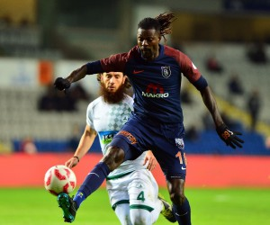 Adebayor, Beşiktaş'ın golcülerini geride bıraktı