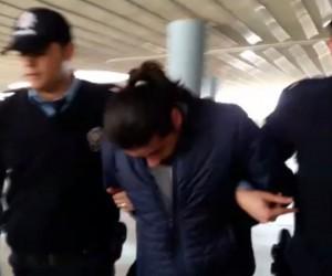 Kadıköy'de başörtülü kadına küfredip saldıran şahıs adliyeye sevk edildi