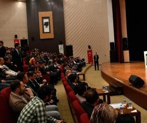 Başkan Tuna, AK Parti Gençlik Kolları Mahalle Başkanları toplantısında gençlerle buluştu