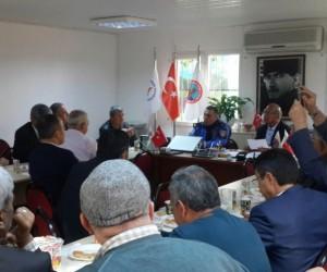 Antalya Toplum Destekli polislerden huzur toplantısı