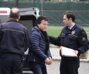 Samsun'da çıplak fotoğraflı şantaja gözaltı