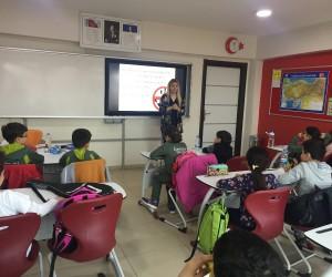 Çamlıca Okulları'nda