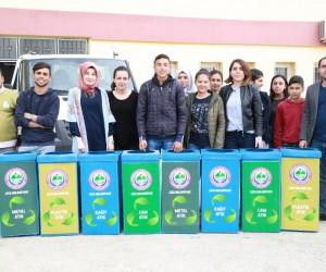 Lice Belediyesi sıfır atık projesinin startını verdi