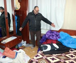 Hırsızlar, Mehmetçikler için Hatay'a giden gurbetçilerin evlerini soydu