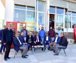 Başkan Atilla, tüm gününü vatandaşlara ayırdı