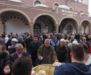 Osmancık'ta vatandaşa Çanakkale asker menüsü ikram edildi