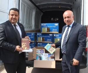 Siverek'te öğrencilere 13 bin kitap dağıtılacak