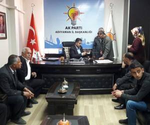 Nöbetçi milletvekili Fırat halkla bir araya geldi