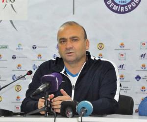 """Mustafa Uğur: """"Puan alacak bir mücadele ve oyun ortaya koyamadık"""""""