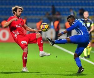 Spor Toto Süper Lig: Kasımpaşa: 0 - Antalyaspor: 1 (İlk yarı)