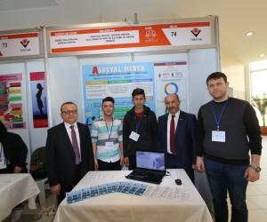 Altıntaş Şehit Polis Elvan Özbay Mesleki ve Teknik Anadolu Lisesi'nin proje başarısı