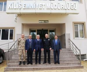 KMTSO Başkanı Zabun'dan Afrin'de görev yapan Mehmetçiğe destek