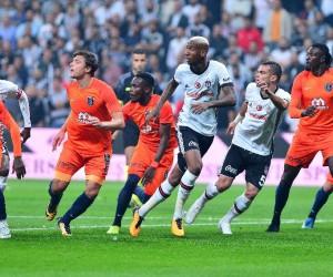 Başakşehir ile Beşiktaş 20. randevuda