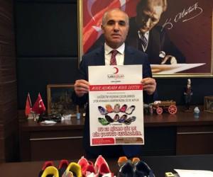 Kızılay'dan 'Minik Adımlara Minik Destek' kampanyası