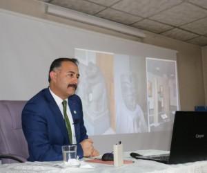 Güneş Vakfı'nda Moğolistan anlatıldı