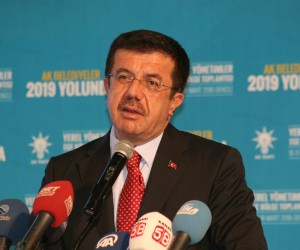 """Ekonomi Bakanı Zeybekci: """"Türkiye eskisi gibi ekonomi bakanı gönderilerek yönetilen ülke değil"""""""