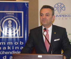 """Gürkan: """"Yerli ve milli üretimin gelişimini destekliyoruz"""""""