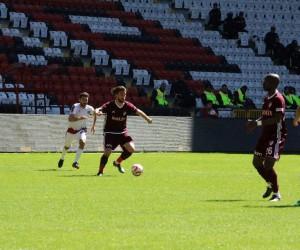 TFF 1. Lig: Gaziantepspor: 0 - Tetiş Yapı Elazığspor: 3