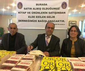 Özel Harekâtçı Ercan Ersoy'un kitaplarının geliri şehit çocuklarına