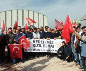 Beykoz Belediyesi, cephedeki Mehmetçiğe