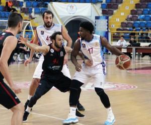 Tahincioğlu Basketbol Süper Ligi: Trabzonspor: 91- Gaziantep Basketbol:86