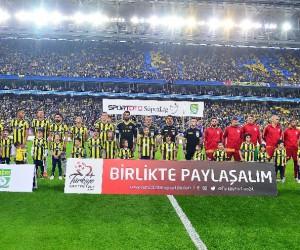 Spor Toto Süper Lig: Fenerbahçe: 0 - Galatasaray: 0 (Maç devam ediyor)