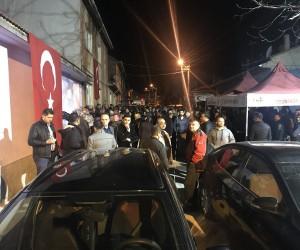 Şehit Yarbay Dunca'nın baba evine acı haber ulaştı