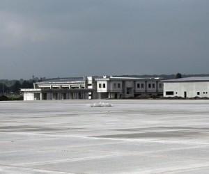 Balıkesir Merkez Havalimanı'nın yüzde 62'si tamamlandı