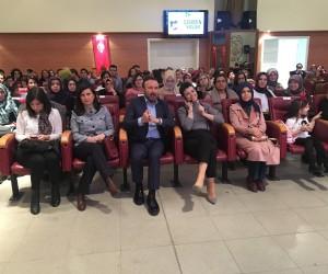 'Mutlu Anneler Mutlu Çocuklar' etkinliği düzenlendi