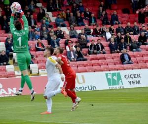 Spor Toto 1. Lig: Balıkesirspor Baltok: 0 - İstanbulspor: 1