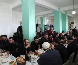 Ahlat'ta şehit aileleri ve gaziler bir araya geldi