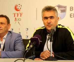 B.B Erzurumspor - Akın Çorap Giresunspor maçının ardından
