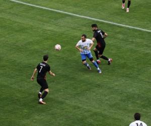 Bölgesel Amatör Lig: Yunusemre Belediyespor: 1 - Modafen Spor: 1